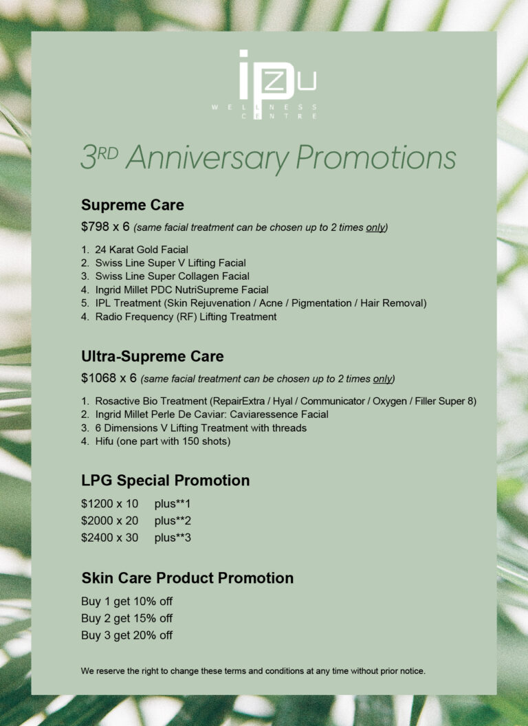 Anniversary Promotion 2 of 2